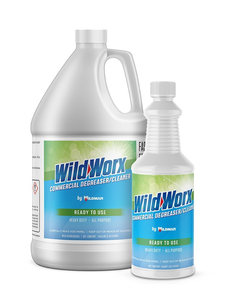 Wildworx Cleaning Supplies Wildman Facility Services